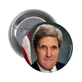 John Kerry Pinback Button