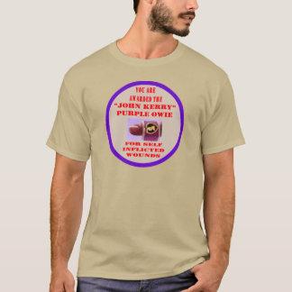JOHN KERRY PURPLE OWIE T-Shirt