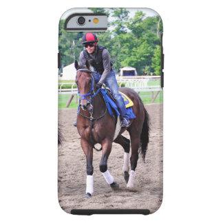 John Kimmel Workouts at Saratoga Tough iPhone 6 Case