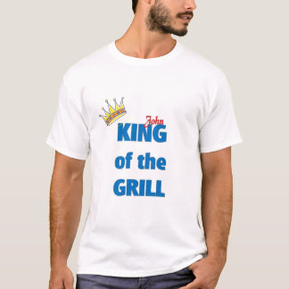 John king of the grill T-Shirt