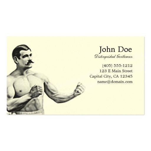 John L. Sullivan Business Card