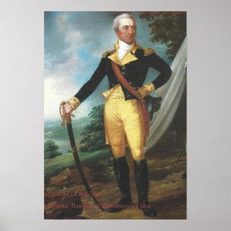 John Laurens Full-Length Portrait Poster