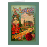 John Lewis Childs Horticulture Art Greeting Card
