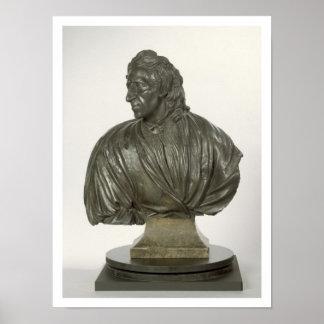 John Locke (1632-1704) c.1700 (lead) Poster