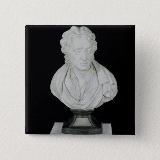 John Locke (1632-1704) (plaster) Button