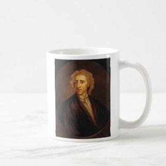 John Locke by Sir Godfrey Kneller Classic White Coffee Mug