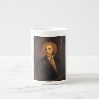 John Locke by Sir Godfrey Kneller Tea Cup