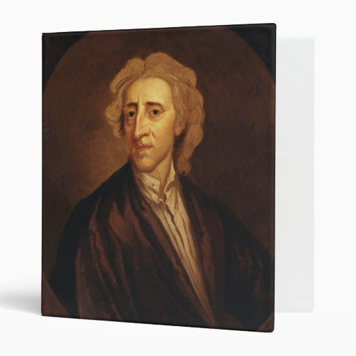"John Locke de sir Godfrey Kneller Carpeta 1"""