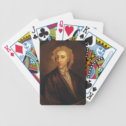John Locke de sir Godfrey Kneller Barajas De Cartas