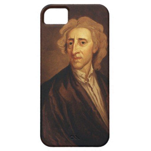 John Locke de sir Godfrey Kneller iPhone 5 Protector