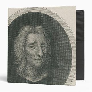 John Locke, engraved by James Basire Binder