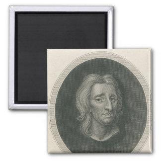 John Locke, engraved by James Basire Magnet