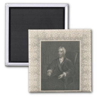 John Locke Imán Cuadrado