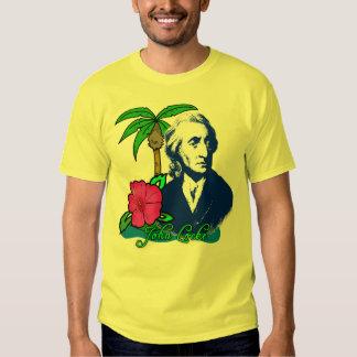 John Locke on a Desert Island T-Shirt