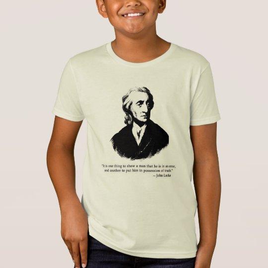 John Locke Quote T shirt, Hoodie or Mug