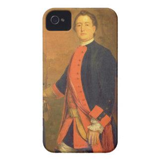 John Long Bateman Esq., Captain in Colonel Ponsonb iPhone 4 Case