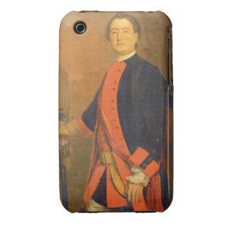 John Long Bateman Esq., Captain in Colonel Ponsonb iPhone 3 Covers