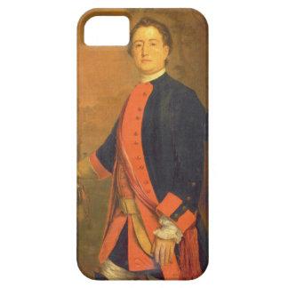 John Long Bateman Esq., Captain in Colonel Ponsonb iPhone 5 Cases