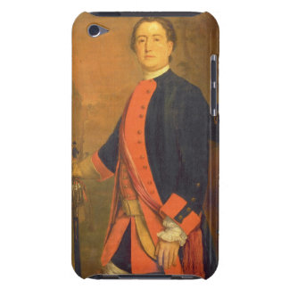 John Long Bateman Esq., Captain in Colonel Ponsonb iPod Touch Case-Mate Case
