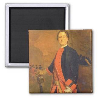 John Long Bateman Esq., Captain in Colonel Ponsonb Magnet