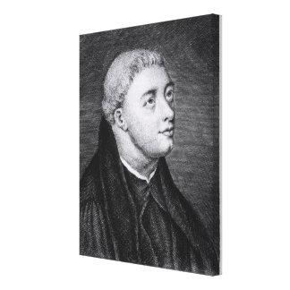 John Lydgate Canvas Print