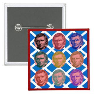 John Maclean Scottish Independence Badge Pinback Button