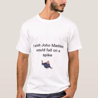 John Madden T-Shirt