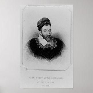 John Maitland  from 'Lodge's British Poster
