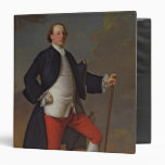 John Manners, Marquess of Granby, 1745 Vinyl Binders