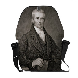 John Marshall (1755-1835), engraved by Asher Brown Courier Bag