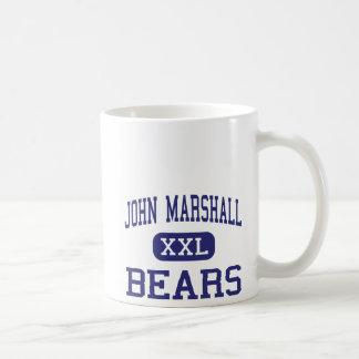 John Marshall - Bears - High - Oklahoma City Coffee Mug