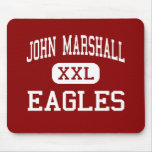John Marshall - Eagles - High - Milwaukee Mouse Pad