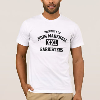 John Marshall High School Barristers T-Shirt
