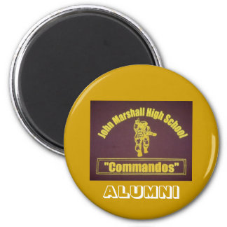John Marshall HS Alumni, Magnet