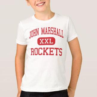 John Marshall - Rockets - High - Rochester T-Shirt
