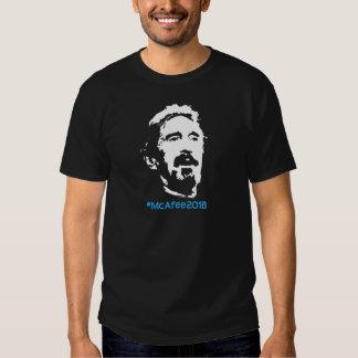 John McAfee For President 2016 T-Shirt