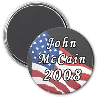 John Mccain 2008 Magnet