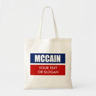 JOHN MCCAIN 2012 TOTE BAG