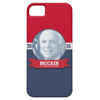 JOHN MCCAIN 2016 iPhone 5 Case-Mate CÁRCASA