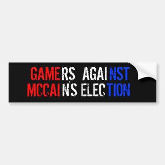 John McCain Car Bumper Sticker