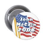 John Mccain Buttons