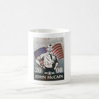 John McCain, Experience aint Easy Mugs