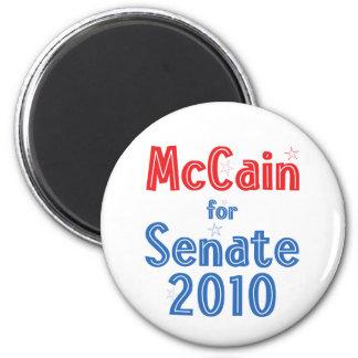 John McCain for Senate 2010 Star Design Magnet