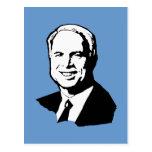 John McCain Gear Post Card