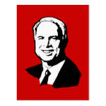 John McCain Gear Postcard