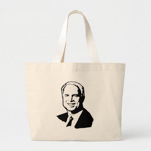 John McCain Gear Tote Bags