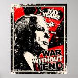 John McCain: Guerra sin el extremo apenado Posters