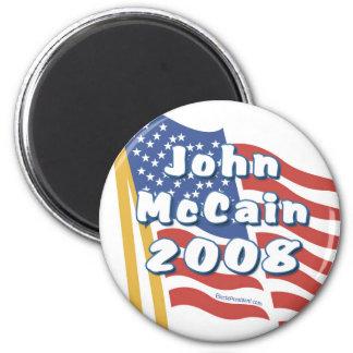 John Mccain Magnets