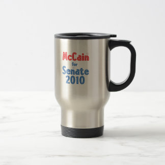 John McCain para el diseño de la estrella del Taza De Viaje