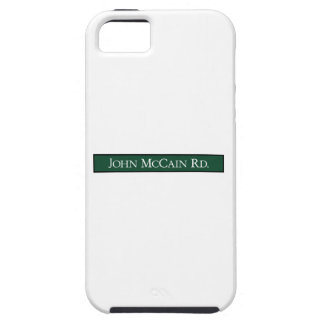 John McCain Road, Road Sign, Texas, USA iPhone 5 Cover